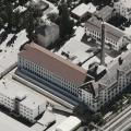 Luftaufnahme Fabrik in Dresden