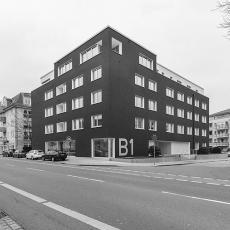 Mehrfamilienhaus Burgkstraße Dresden