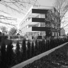 Mehrfamilienhaus an der Galopprennbahn in Dresden