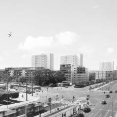 Neubau Wohn- und Geschäftshaus am Straßburger Platz